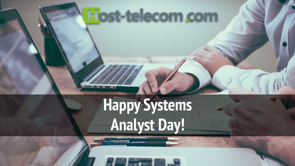 IT proficiency: system analyst