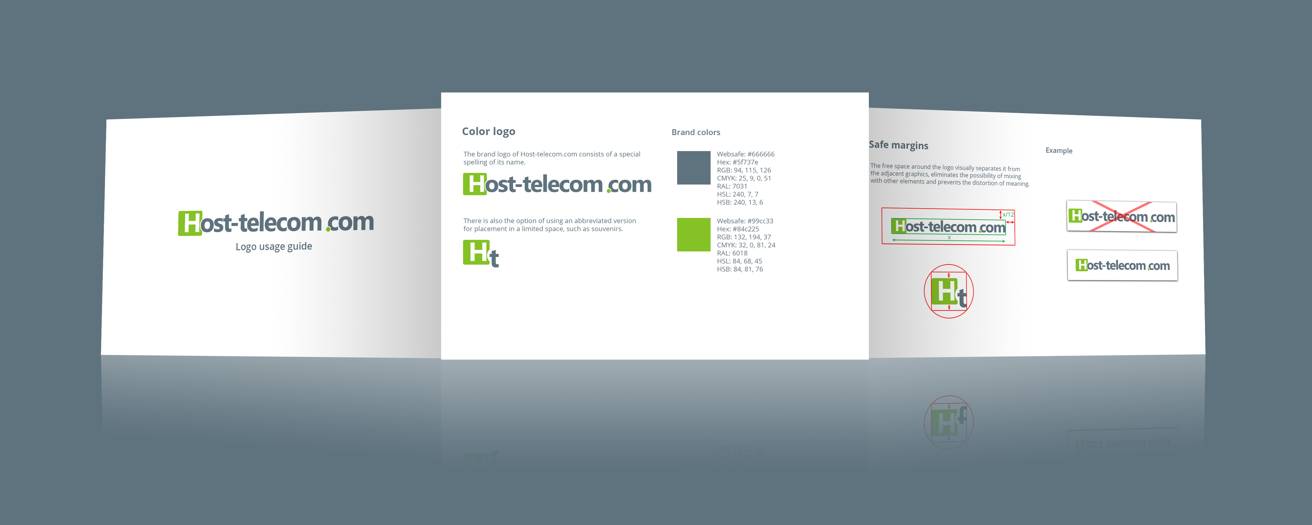 Host-telecom.com Logo Usage Guide