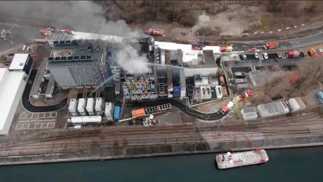 Дата-центры SBG3 и SBG4 были вовремя изолированы от огня.